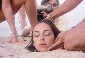 Cathy Menard_ dans la chaleur de St Tropez