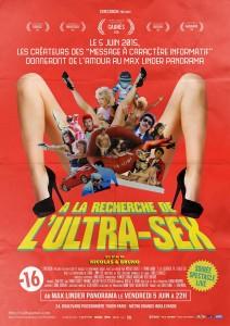 AFFICHE ULTRA SEX