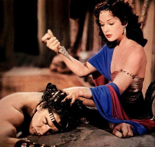 Prise de position-Samson et Dalila_Gauloise de Nuits