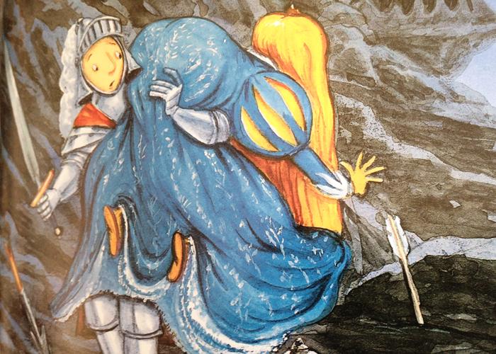 Garder un homme que nous apprennent les contes de fees_Princesse_Gauloise de Nuits